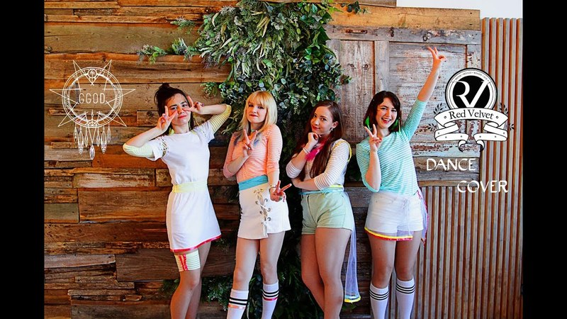 [Cover Dance Video] RED VELVET (레드벨벳) - HAPPINESS dance cover by GGOD