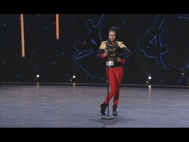 Ульяна Головий - Кастинг в Крыму - Танцуют все 6 - 30.08.2013