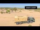 Patria 120mm Nemo Mobile Container Heavy Mortar System 1080p