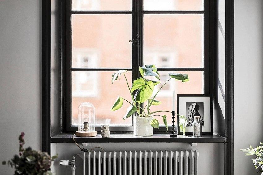 Интерьер маленькой квартиры-студии 21 м.