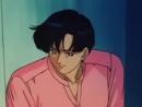 Escena triste de Sailor Moon Darien termina con