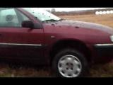 Offroad Car for Poor Man - Citroen Xantia 2x2 2WD