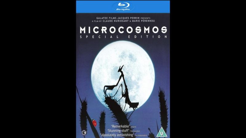 Микрокосмос / Microcosmos: Le peuple de l'herbe (1996)