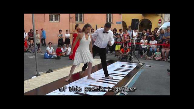 IlGrandePiano - Comptine d'un autre été di Yann Tiersen, @ Mirabilia Festival 2017