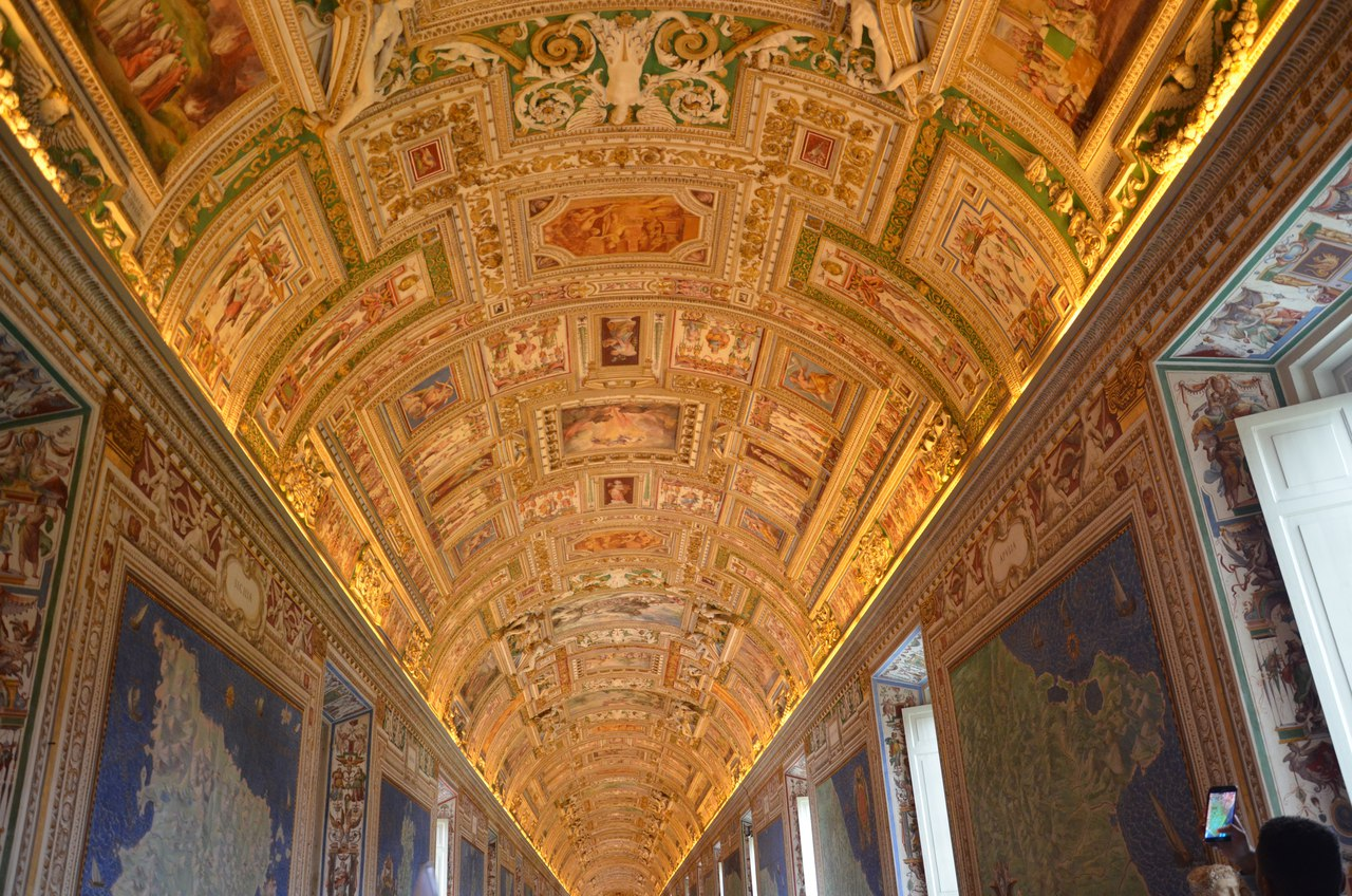 XlJFhN0Qxjo Рим. Достопримечательности вечного города.
