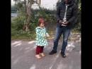 Я и моя любимая дочка