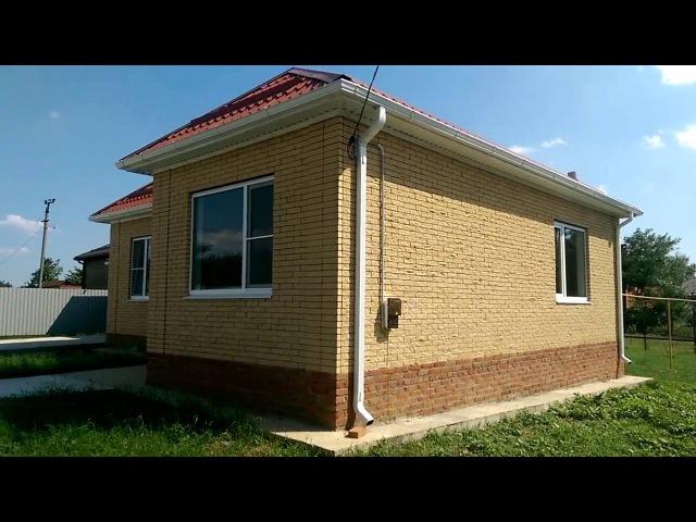 Продам дом 90 м2 3 комнаты в ст. Пластуновской, рядом с Краснодаром