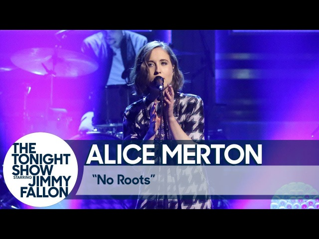09.02.2018 - No Roots (Live @ The Tonight Show Starring Jimmy Fallon)