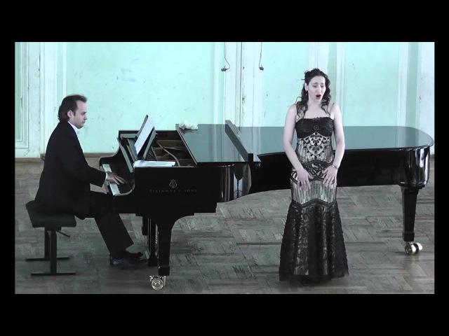 Julia Fayzulina._ Rachmaninoff. Oh do not be sad for me