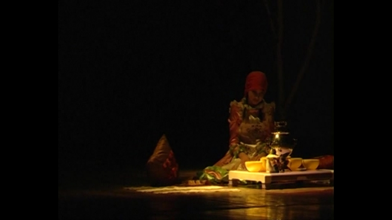Татарская народная легенда Сак - Сок 2012 г.