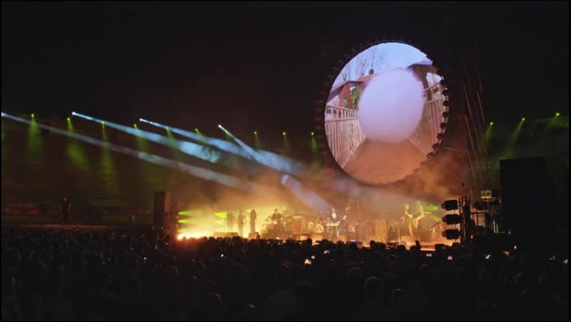David Gilmour (ex-Pink Floyd) - Live at Pompeii (Part1) 2017