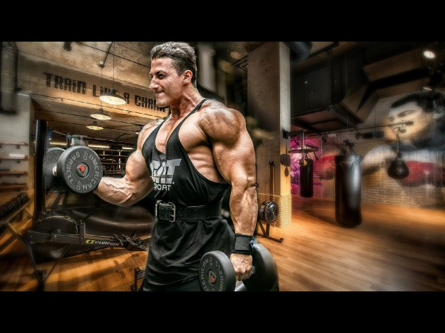 Sadik Hadzovic MR. OLYMPIA CHAMPION - Workout Motivation