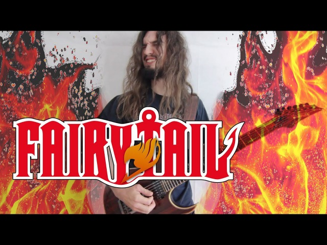Fairy Tail - Mahoukyou No Tabibito GUITAR COVER