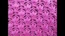 Ажурный узор Openwork pattern Crochet