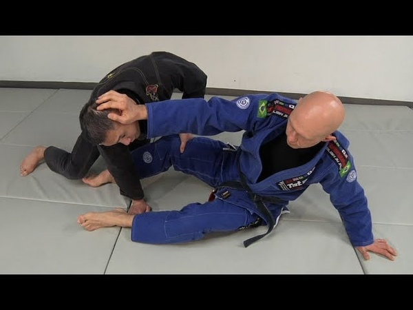 3 Drills for Your Butterfly Guard