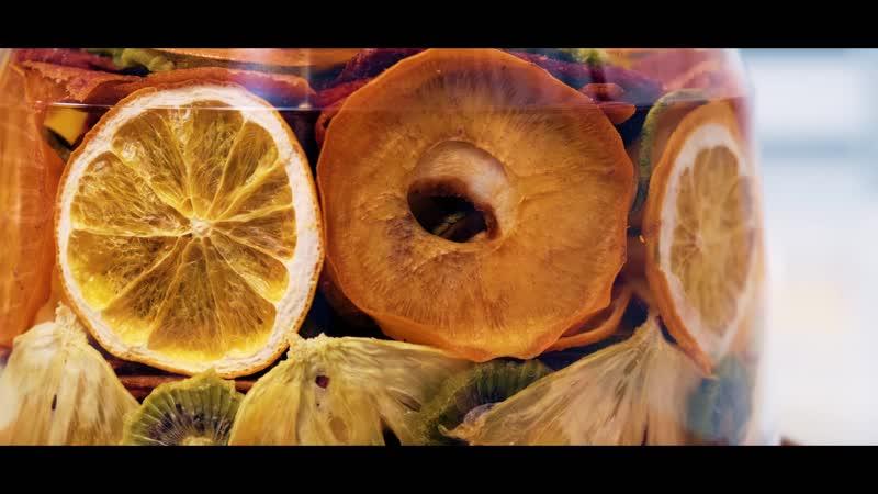 Экодесерты фруктовые фонарики, сладкие подарочные наборы
