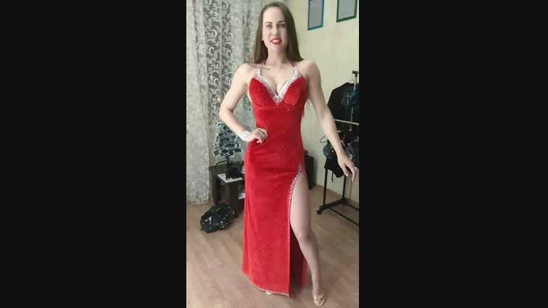 Платье как у Джессики из Кролика Роджера