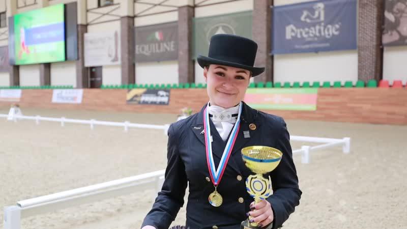 Екатерина Князева победитель в программе Средний Приз №1