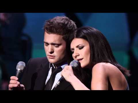 Michael Buble feat Laura Pausini You will never Find Caught in the Act