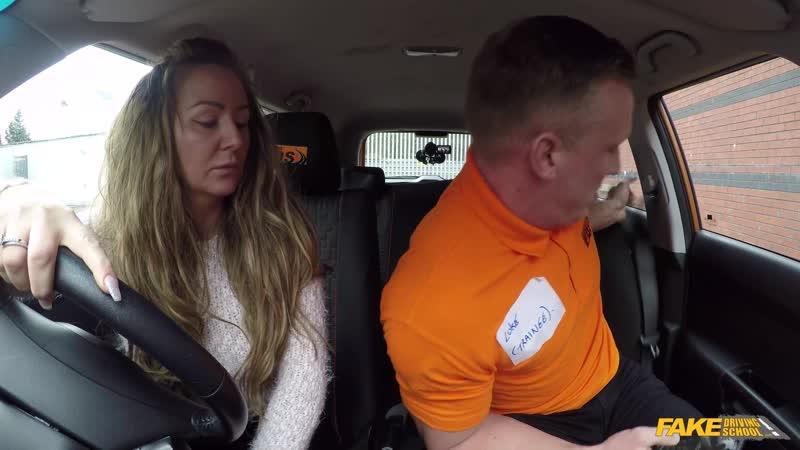 Fake Driving School Classy Filth Rookie instructor fucks Classy MILF New Porn
