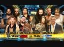 (WWE Mania) Survivor Series 2016 Team Raw vs Team Smack Down
