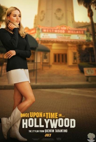 Вышел трейлер нового фильма Тарантино «Однажды в Голливуде»