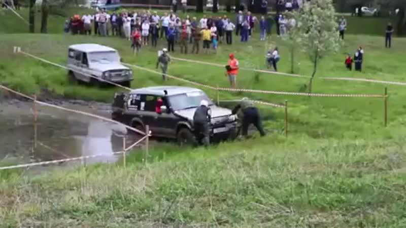 Джип-спринт в Тальменке 2