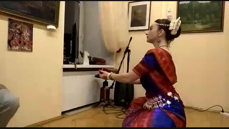 Odissi dance 15.02.19