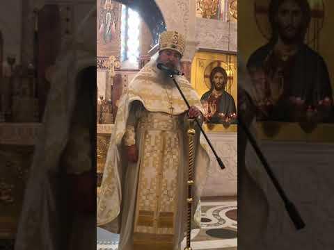 Троицкая родительская суббота Архимандрит Мелхиседек 15 06 19