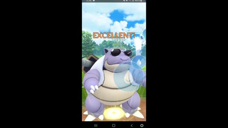 набор Excellent заряда в ПВП для всех типов Pokemon Go
