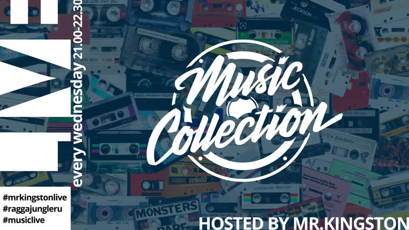 Mr.Kingston Live Stream | Music Collection | 09/01/2019 |