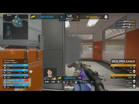 Electronic 3k from shotty vs G2 on Nuke
