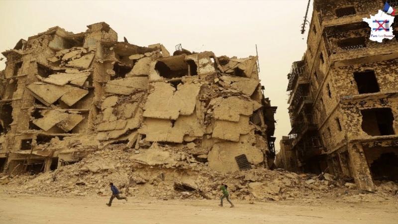 7 raisons pour détruire la Syrie !