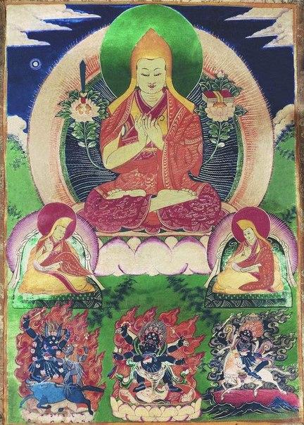 Молитва для начала, середины и завершения практики