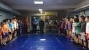 Соревнования по вольной борьбе г.Байкальск