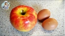Яблочные драники Лёгкий и вкусный завтрак Быстрые оладушки
