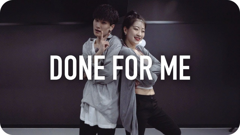 Done For Me - Charlie Puth ft. Kehlani / Youjin Kim Choreography