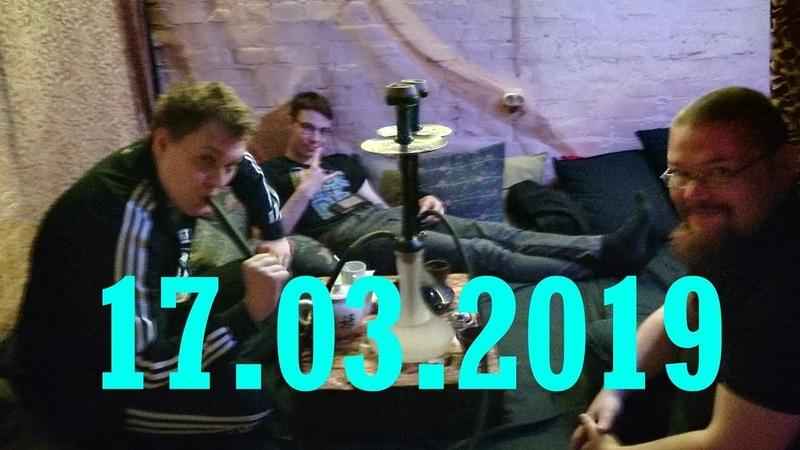 Юрий Хованский в гостях у Ежи Сармата (17.03.2019)