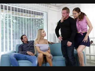 Antonia Sainz, Florane Russell [PornMir, ПОРНО, new Porn, HD 1080, Big Tits, Blonde, Blowjob, Brunette, Cum In Mouth]