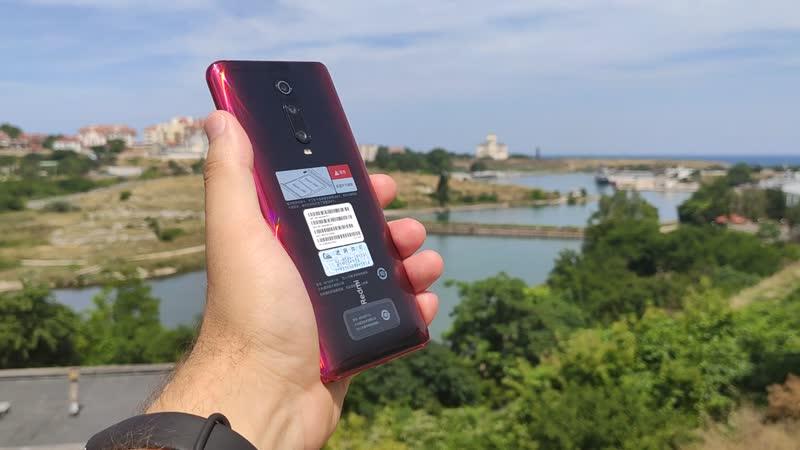 Xiaomi Redmi K20 Pro во всей своей переливающейся красе