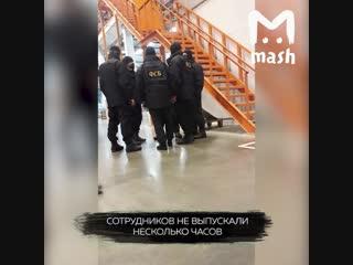 Обыски на складах алкогольной сети Красное и Белое в нескольких городах России