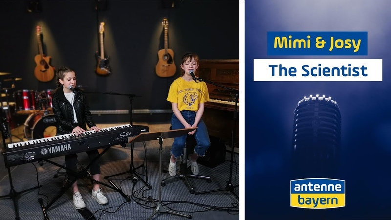 Mimi Josy The Scientist Coldplay Cover The Voice Kids
