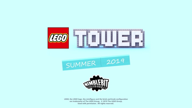 LEGO Tower announcement