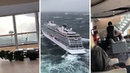 Viking Sky Cruise Ship LOSES ENGINE, OVER 1300 EVACUATED, HIGH Waves In Norway!