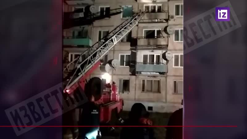 Экстренные службы продолжают работать на месте происшествия в Приморье