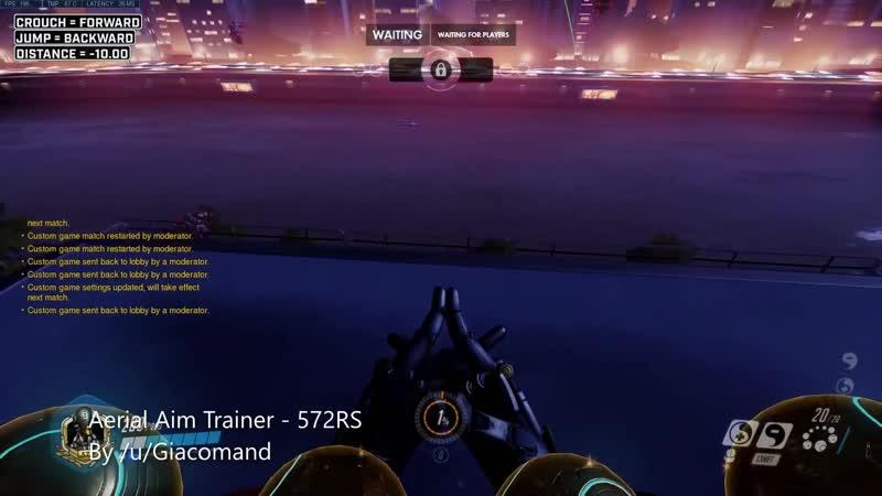 [WORKSHOP] Aerial Aim Trainer - For Predictable Air Shots
