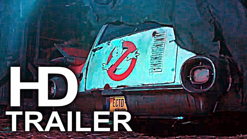GHOSTBUSTERS 3 Trailer 1 NEW 2020 Bill Murray Comedy Movie HD