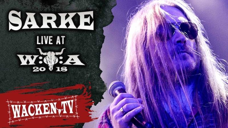 Sarke - Full Show - Live at Wacken Open Air 2018