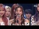 190418 IZ*ONE (아이즈원) - Violeta (비올레타) 7th Win 7위 Full Encore Stage @엠카운트다운 M COUNTDOWN