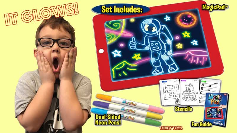 3d планшет для рисования Magic pad